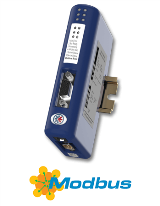 Шлюз Anybus Communicator Modbus RTU - RS232/485/Modbus-RTU Master