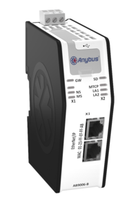 Modbus-TCP Master/Client - Ethernet/IP Adapter