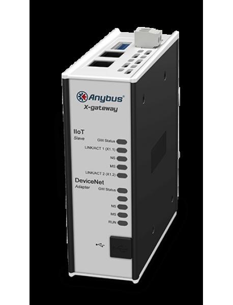 AB7559 Шлюз Anybus X-gateway IIoT – DeviceNet Adapter - OPC UA-MQTT