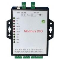 DIO-43-Modbus преобразователь DIO - Modbus RTU
