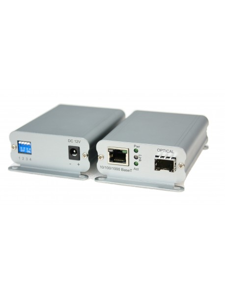 FGE-100С Медиаконвертер 10/100/1000 Base-T Ethernet - Fiber Optic