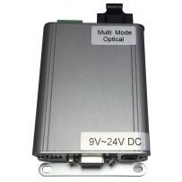 FS-120 Медиаконвертер RS-232/422/485 - Fiber Optic