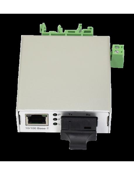 FE-100С Медиаконвертер 10/100 Base-T Ethernet - Fiber Optic