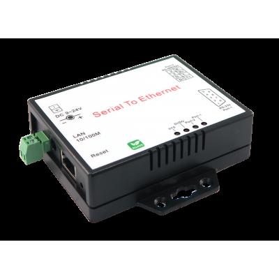 E-P732-X преобразователь  RS-232/422/485 - Ethernet