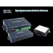 Преобразователи Serial to Ethernet