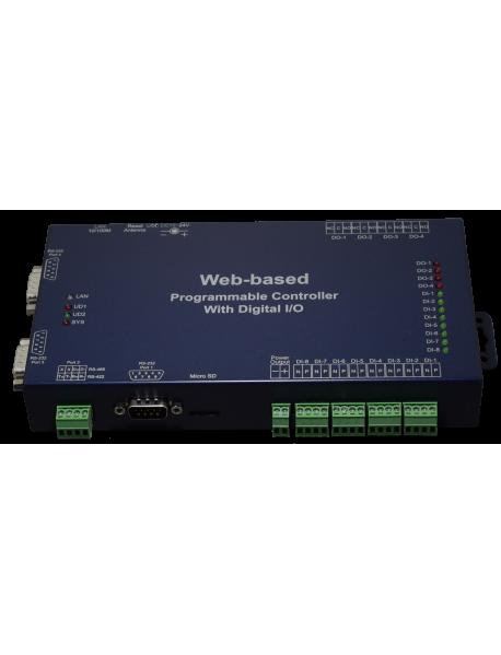 WPC-332-DIO84-Modbus программируемый преобразователь DIO - Modbus TCP/RTU