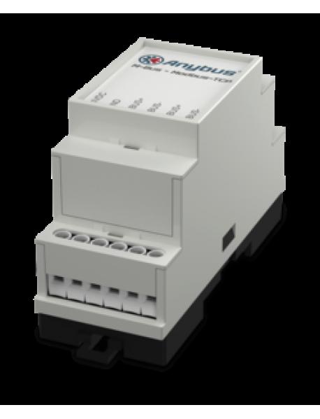 Конвертер M-Bus 10 (M-Bus - RS232)