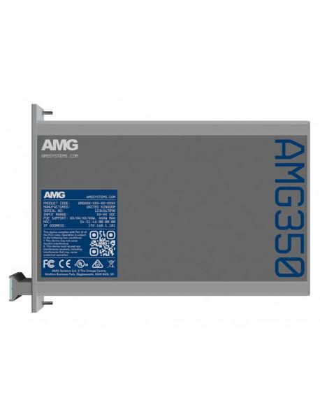 AMG350R Неуправляемые 4-портовые коммутаторы 100/1000М с креплением в стойку