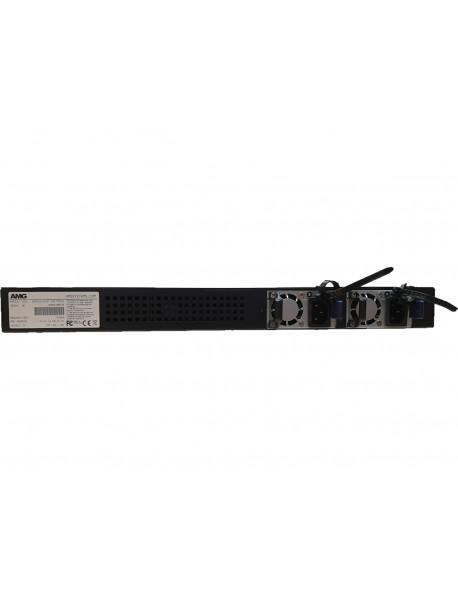 Управляемый 28-портовый L2+ коммутатор с резервным питанием и поддержкой PoE