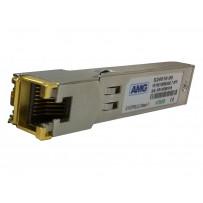 S24010 GE SFP Модуль AMG Systems 10/100/1000BASE-T RJ-45