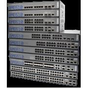 Управляемые Ethernet Коммутаторы в стойку