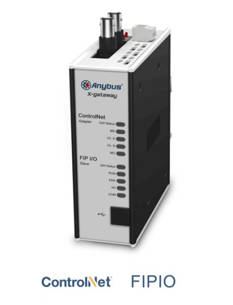 AB7865 ControlNet Adapter - FIPIO Slave