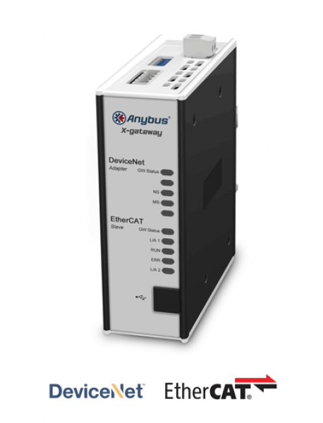 AB7686 DeviceNet Adapter - EtherCAT Slave