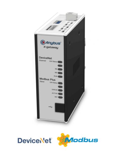 AB7818 DeviceNet Scanner/Master - Modbus Plus Slave