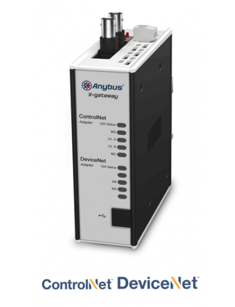 AB7855 ControlNet Adapter/Slave - DeviceNet Adapter/Slave