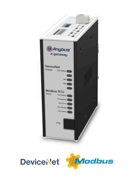 AB7860 DeviceNet Adapter/Slave - Modbus RTU Slave