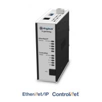 AB7673 EtherNet/IP Scanner/Master - ControlNet Adapter/Slave