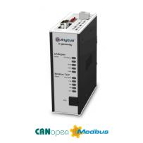 AB7640 CANopen Slave - Modbus TCP Server/Slave