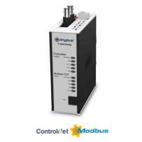 AB7636 ControlNet Adapter/Slave - Modbus TCP Server/Slave