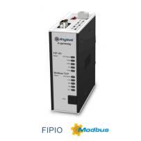 AB7637 FIPIO Slave - Modbus TCP Server/Slave