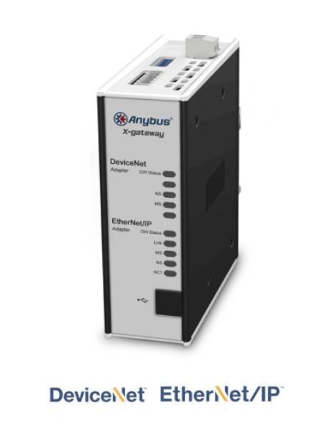 AB7833 DeviceNet Adapter/Slave - EtherNet/IP Adapter/Slave