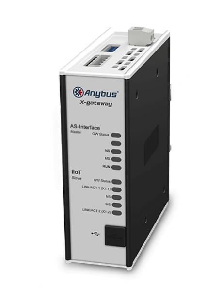 AB7552 Шлюз Anybus X-gateway IIoT – AS-Interface Master - OPC UA-MQTT