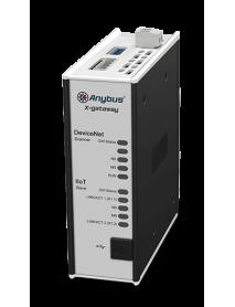 AB7551 Шлюз Anybus X-gateway IIoT – DeviceNet Scanner - OPC UA-MQTT