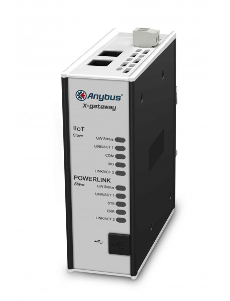 AB7569 Шлюз Anybus X-gateway IIoT - POWERLINK – OPC UA-MQTT