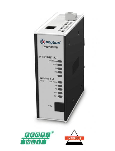 AB7657 Interbus FO Slave (Fiber Optic) - PROFINET-IO Device