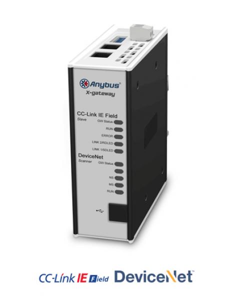 AB7955 DeviceNet Scanner/Master - CC-Link IE Field Slave