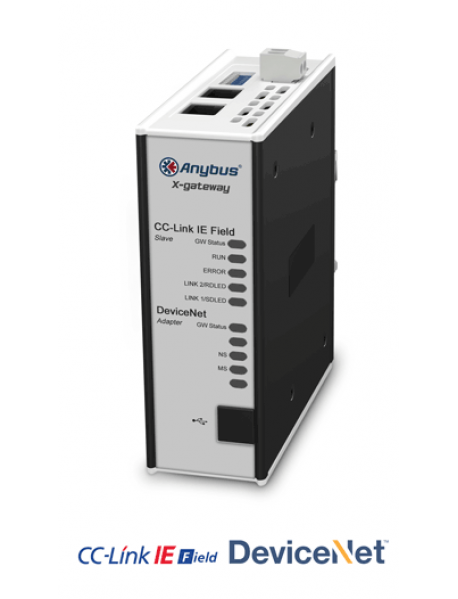 AB7960 CC-Link IE Field Slave - DeviceNet Adapter/Slave