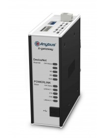 AB7522 DeviceNet Scanner/Master - POWERLINK Device/Slave