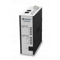 AB7525 EtherNet/IP Adapter/Slave - POWERLINK Device/Slave