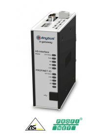 AB7502 AS-Interface Master - PROFINET-IRT Device/Slave