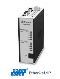 AB7800 PROFIBUS Master - EtherNet/IP Adapter/Slave