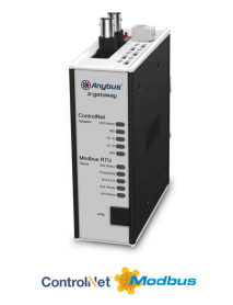 AB7869 ControlNet Adapter - Modbus RTU Slave
