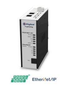 AB7503 EtherNet/IP Scanner/Master - PROFINET-IRT Device/Slave