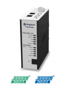 AB7508 PROFINET-IRT Device/Salve - PROFIBUS Slave