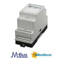 Шлюз M-Bus To Modbus-TCP