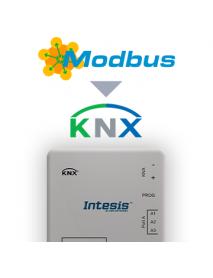 Шлюз Intesis Modbus RTU Master to KNX TP