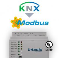 Шлюз Intesis KNX TP to Modbus TCP & RTU Server