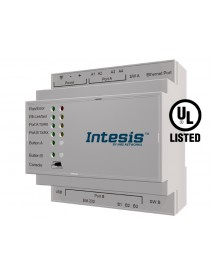 Шлюз Intesis KNX TP to Modbus TCP & RTU Server