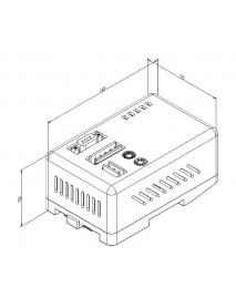 G0306 Преобразователь Modbus в PROFIBUS DP