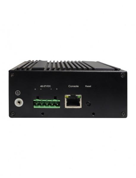 NIE8084PGM 8*10/100/1000M+4*1000MSFP Промышленный управляемый PoE коммутатор N-Net