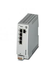 Управляемые коммутаторы PHOENIX CONTACT FL SWITCH 2000 с поддержкой Fast Ethernet