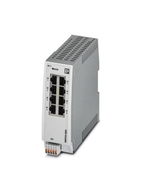 Управляемый коммутатор 3-го уровня PHOENIX CONTACT FL NAT 2008