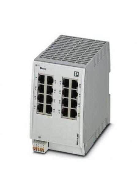 Управляемые коммутаторы PHOENIX CONTACT FL SWITCH 2100 с поддержкой Gigabit Ethernet
