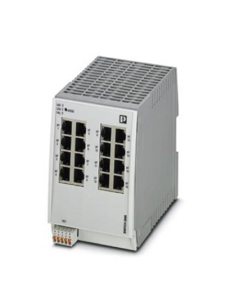 Управляемые коммутаторы PHOENIX CONTACT FL SWITCH 2200 PN с преднастройкой на режим PROFINET
