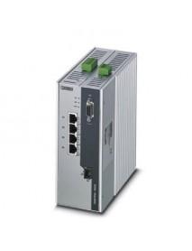 Управляемые коммутаторы PHOENIX CONTACT FL SWITCH 4000 с поддержкой функции POE