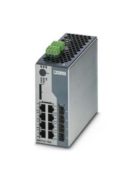 Управляемые коммутаторы PHOENIX CONTACT FL SWITCH 7000 с поддержкой Gigabit Ethernet и CIP